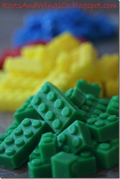 lego soaps 2