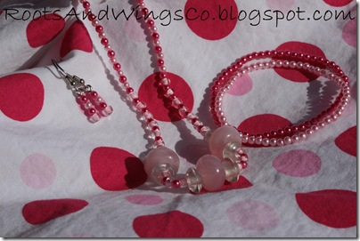 pink and pink jewelry 2