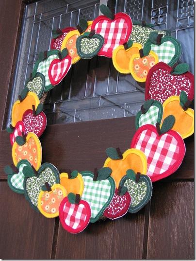 apple wreath c
