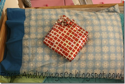 first day of december christmas pillowcase pj gift b