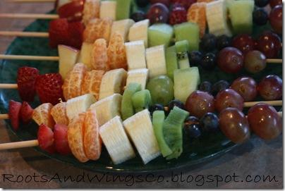 rainbow food j