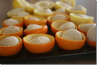 orange rolls b