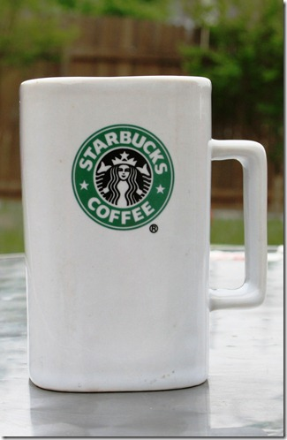 Starbucks Square Mug