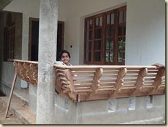 Kerala House Construction At Chengannur Teak Wood