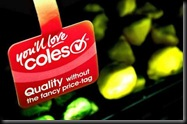 coles supermarket competitions