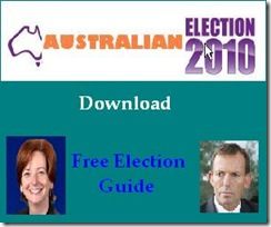 Free australian election guide