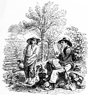 Illustration by <a href='http://en.wikipedia.org/wiki/Jean_Ignace_Isidore_G%C3%A9rard'>Jean Ignace Isidore Gérard</a> aka JJ Grandville, <a href='http://en.wikisource.org/wiki/File:Fables_of_Florian8.jpg'>Wikimedia Commons</a>