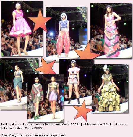 Lomba Perancang Mode 2009