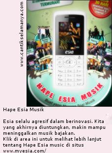 Esia - Musik Seribuan dari Esia