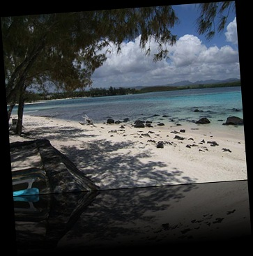 Taken on the beach at Coco Island which is just off east coast of Mauritius