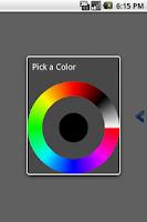Screenshot of Let Us Paint