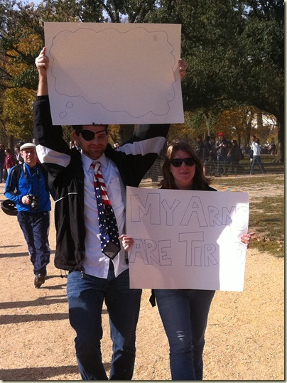 Rally for Sanity 012