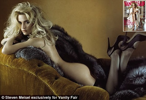 Kate Winslet throws temper tantrum over Vanity Fair shoot ~ Ad ...