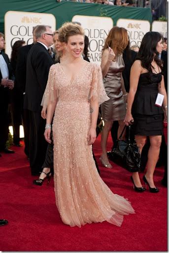 2011 Golden Globes: Best Dressed List