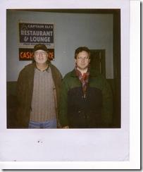 Rick Howe and Bev Keddy