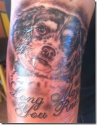 Sparky Tattoo