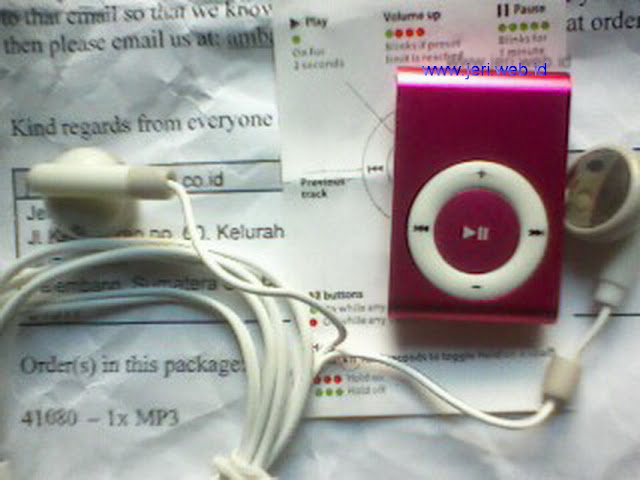 mp3 player ratis dari domain tk