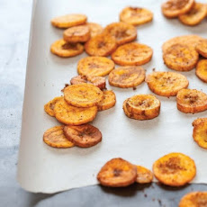 Creole-Spiced Plantain Chips From 'Afro-Vegan'
