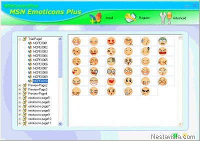 MSN Emoticons Plus 3.6