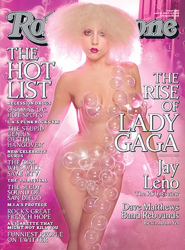 Laday Gaga Rolling Stone