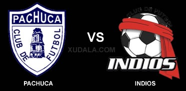 Pachuca vs Indios