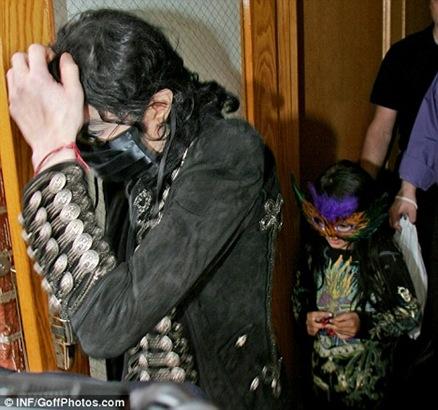 Oreja de Michael