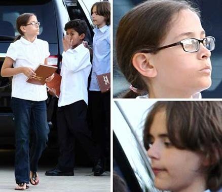 hijos de Michael Jackson despues de su muerte