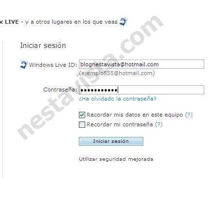 abrir correo hotmail 4