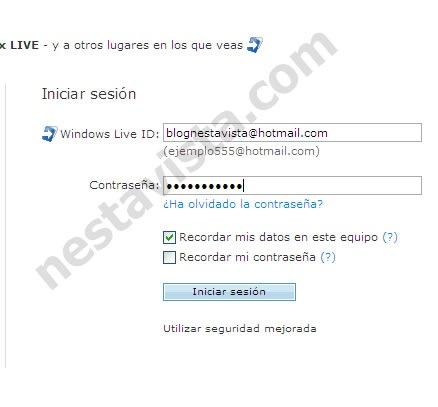 abrir correo hotmail 4