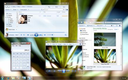 50 Temas para Windows 7