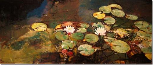 Nenufares en flor II