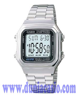 Casio Data Bank : A-178 WA