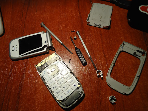 Nokia 6131 Service