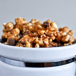 Candy Bar Caramel Corn