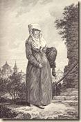 Bohçacı Yahudi Kadını