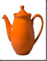 Orange Peel Teapot 7711106730