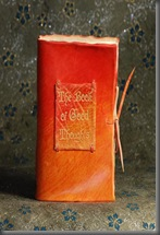 Good_Thoughts_Book_in_Orange_by_gildbookbinders