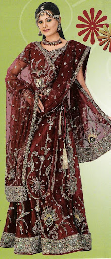 Bidal Dress Indian