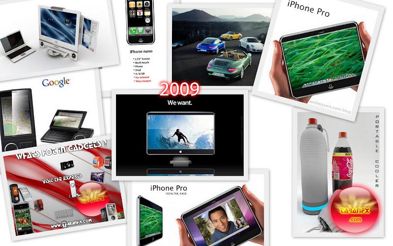 2009 Tech new year