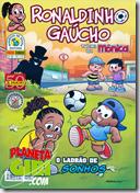 Ronaldinho Gaúcho #50 Capa
