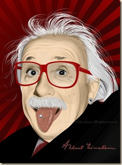 Stylish_Einstein_by_kioshima