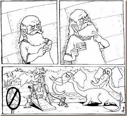 Dinosaurios Biblia Ateismo (7)