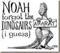 Dinosaurios Biblia Ateismo (2)