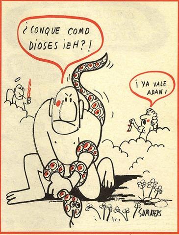 ADAN Y EVA Humorgraficoreligioso131