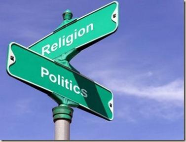 religion y politica