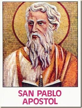 pablo de tarso apostol