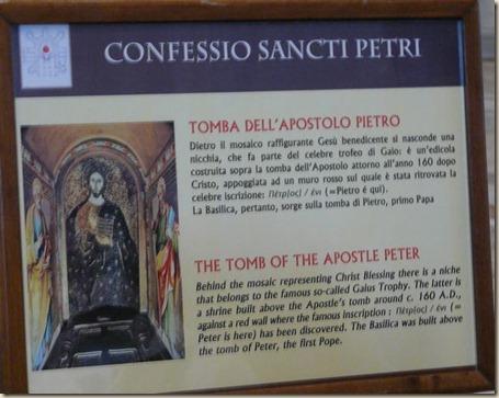 5 Roma Vaticano Basilica de San Pedro (42)