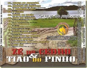 Zé do Cedro - Sereia do Araguaia 02