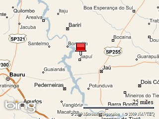 Imagem do mapa
