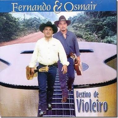 Fernando e Osmair - Destino de Violeiro